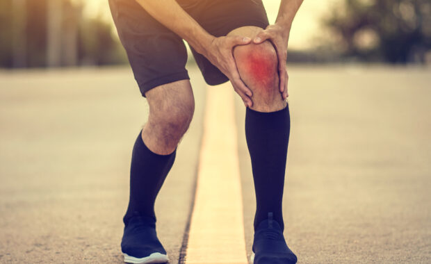 relieving joint pain with exercise